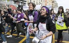 'Nunca más, ni a mí ni a ninguna otra', la manifestación del domingo contra la violencia de género