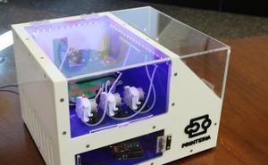 Printeria, la máquina capaz de imprimir bacterias e insulina