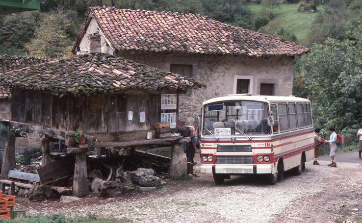 Panorámica de la montaña asturiana