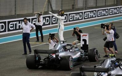 Hamilton deja su firma con su undécima 'pole' del año