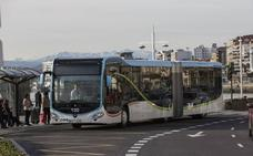 Santander saca a licitación la compra de 6 autobuses híbridos y de 3 microbuses
