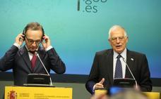 El ministro de Exteriores alemán asegura que el documento de Gibraltar sí es «jurídicamente vinculante»
