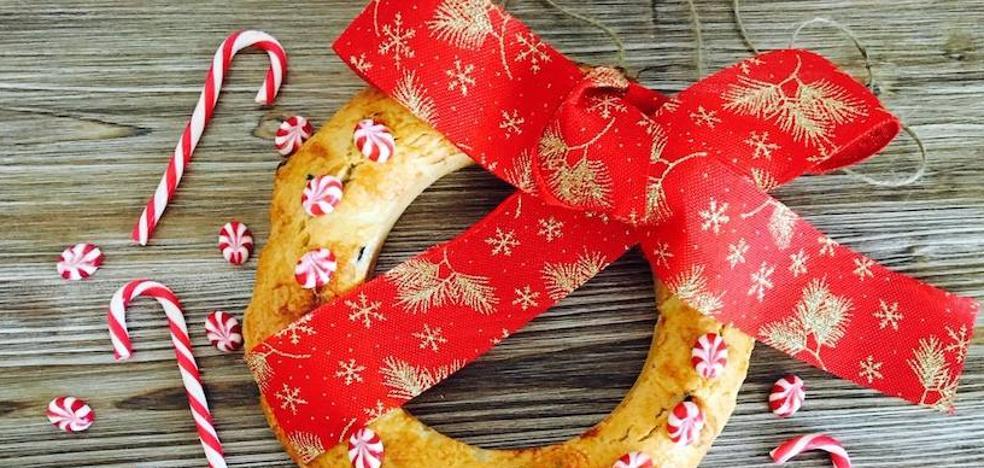 Endulza tu casa esta Navidad con una corona de Adviento