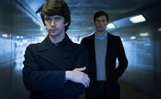 'London Spy', arcoíris noir