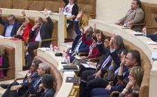 El Presupuesto salva su primer escollo con la abstención de Ciudadanos y Carrancio