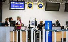 Posibles sanciones a Ryanair por vulnerar el derecho a la huelga de sus trabajadores