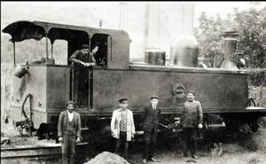 De Sarón a Ontaneda en tren