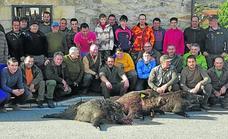 La Reserva da un buen fin de semana a los cazadores