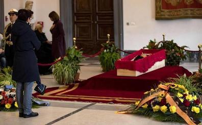 Italia despide a Bertolucci con una capilla ardiente en el Campidoglio
