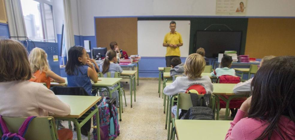 Educación garantiza la «correcta atención» del alumnado durante las elecciones sindicales en Cantabria