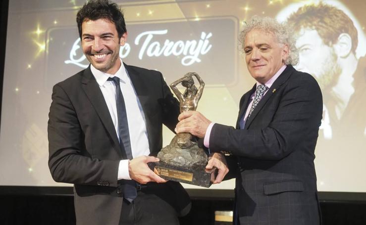 Galardonados en los Premios Horeca 2018