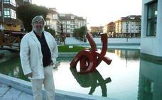 Fallece en La Palma el escultor cántabro Pereda de Castro