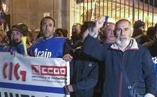 Los trabajadores de prisiones esperan avances en la cita de hoy en Madrid