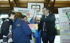Torrelavega celebra su jornada solidaria