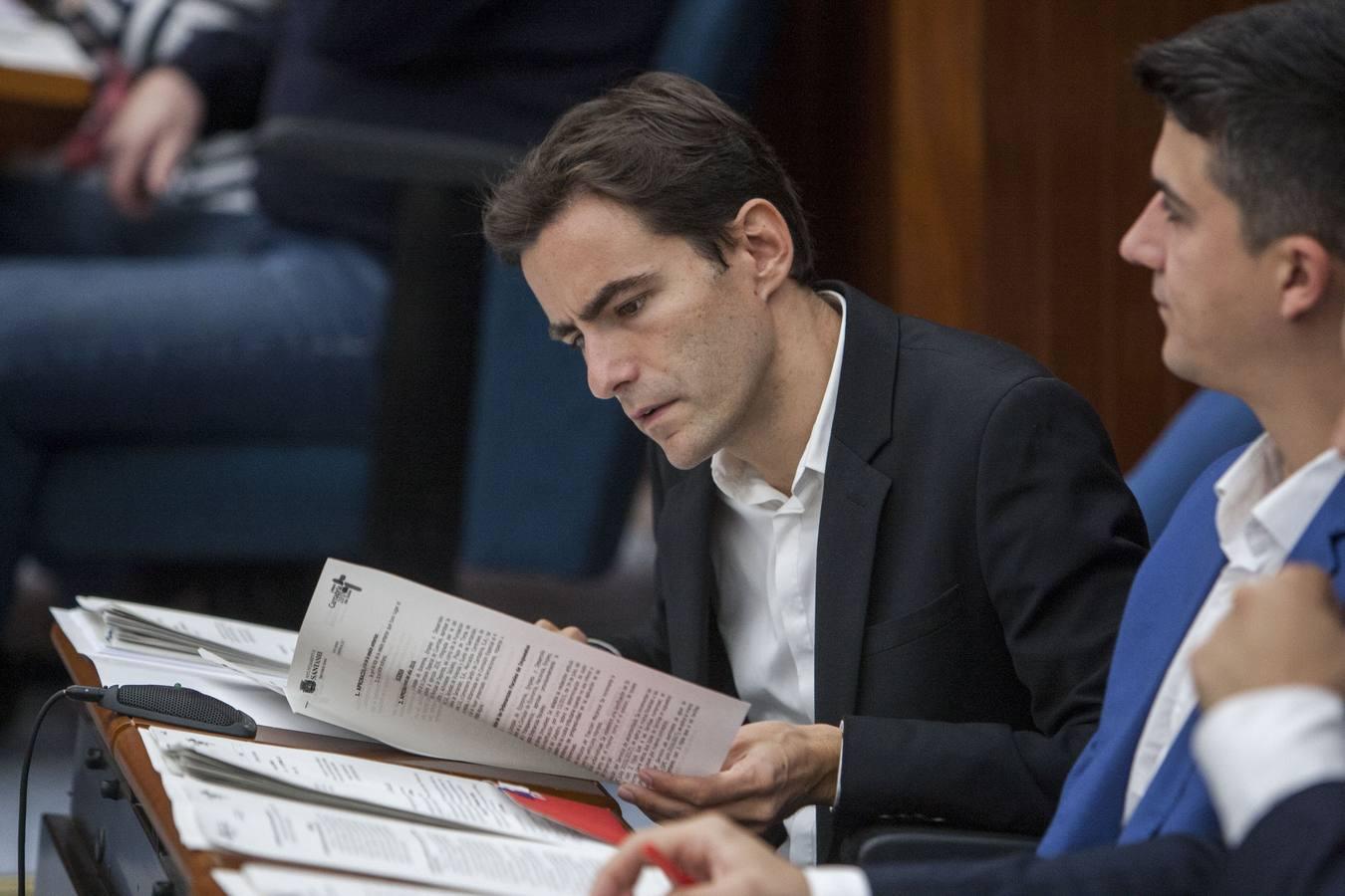 El PSOE denuncia una amortización anticipada de deuda en Santander de 7 millones