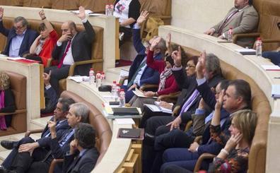 Los partidos diseñan ya las enmiendas al Presupuesto, que se aprobará el 20 de diciembre