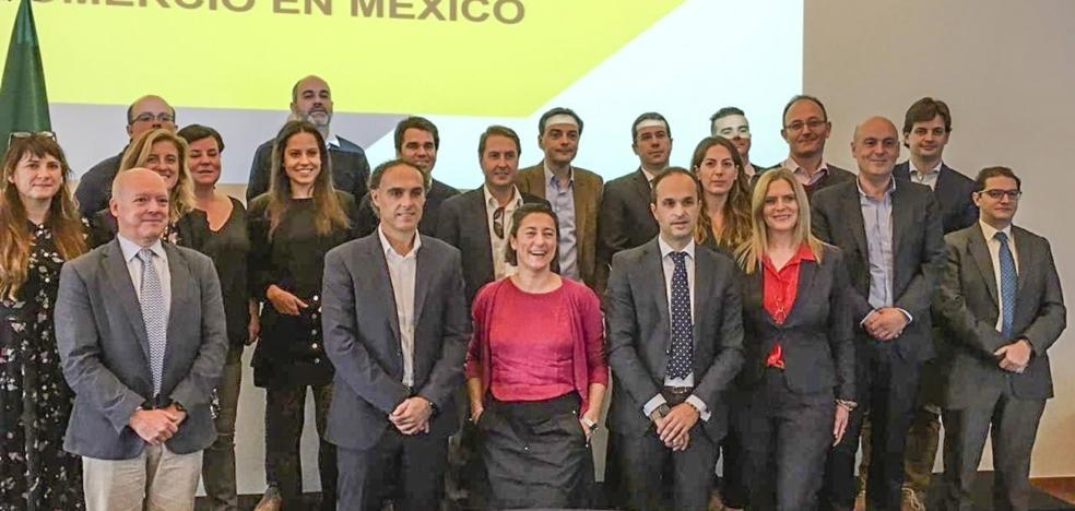 Quince empresas cántabras participan en una misión multisectorial a México
