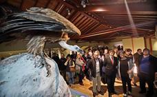 Carrejo reestrena un Museo de la Naturaleza para el siglo XXI