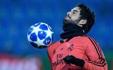 Isco eclipsa las buenas noticias en el Real Madrid