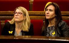 Laura Borràs compromete al consejero de Interior al revelar que le informó que los Mossos no la investigaban