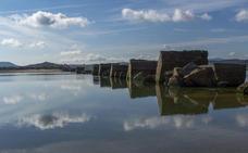 Campoo de Yuso y Arija reclaman ante la Confederación del Ebro el puente Noguerol