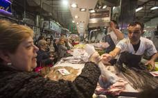 El besugo, a 34 euros a un mes de Navidad