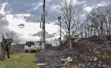 Medio Rural y Anievas impulsan la aplicación del plan contra incendios forestales en el municipio
