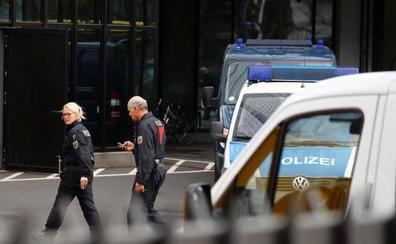 La policía registra la sede central del Deutsche Bank por sospechas de blanqueo