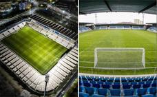 Dos estadios sin convenio