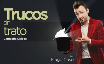 Los 'trucos sin trato' del mago Xuso, todos los domingos en Cantabria DModa
