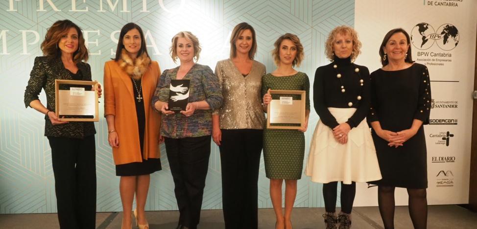 Fernández Cobo llama al trabajo conjunto de las mujeres empresarias