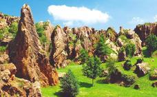 El Parque de Cabárceno podría acoger un centro de interpretación de la actividad minera