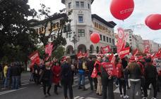 La huelga de Correos alcanza un seguimiento del 80% en Cantabria, según los sindicatos