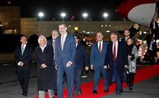 El Rey llega a México para asistir a la toma de posesión de López Obrador