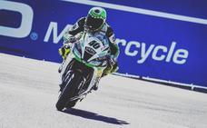 Román Ramos se queda sin moto en el Mundial de Superbikes