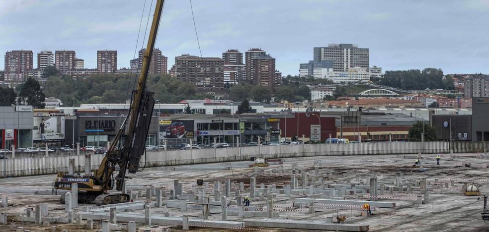 Santander Coated Solutions paraliza las obras de su segunda fase en el puerto
