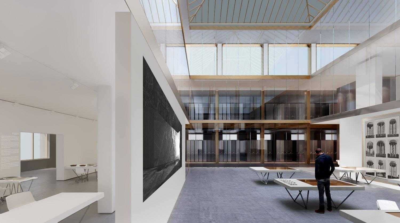 Santander aceptará formalmente esta semana la cesión del edificio del Banco de España para el Archivo Lafuente