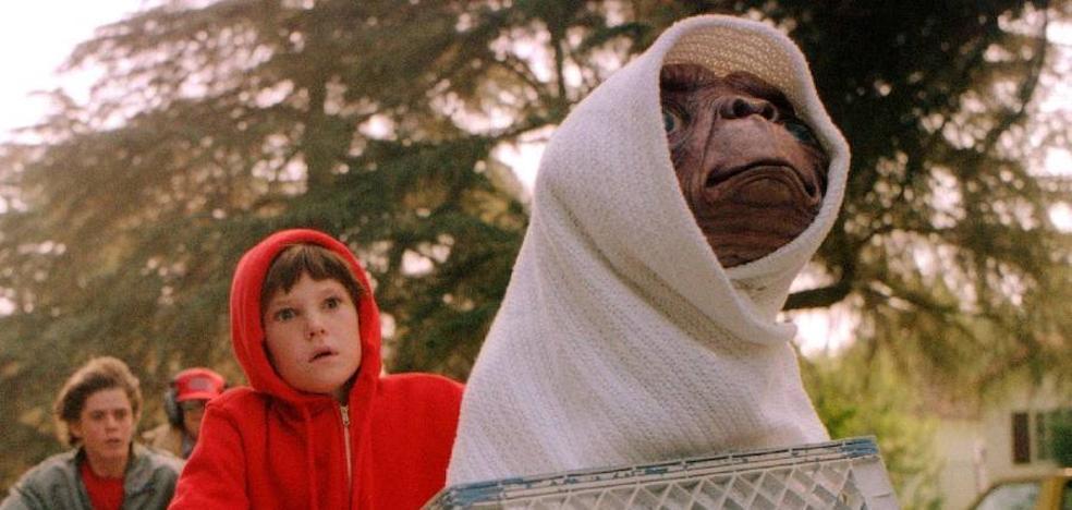 Recordando a 'E.T.'