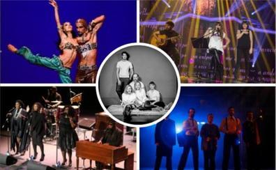 Días de música, danza, teatro y gospel