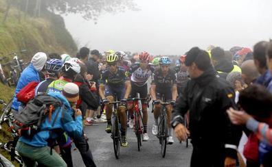 La Vuelta a España regresa a Los Machucos
