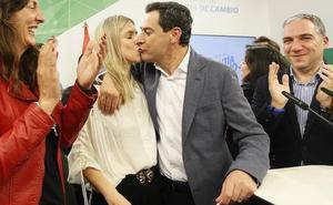 Moreno se presentará a la investidura: «Han acabado 40 años de hegemonía»