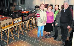 Un museo de la radio en Meruelo