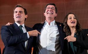 Rivera: «Vamos a gobernar»