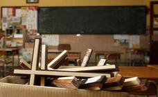 El 60% de los alumnos de los centros públicos de Cantabria estudia Religión Católica