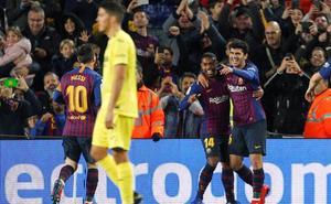 Aleñá, un premio a la paciencia en el Barça