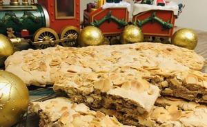 Cocina en casa un rico y navideño pan dulce de almendras