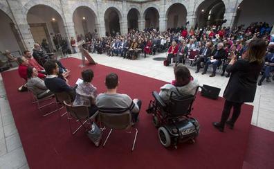 Las personas con discapacidad aplauden la nueva ley de Cantabria pero advierten de que faltan recursos