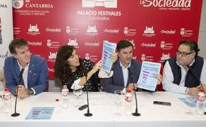 Gala benéfica contra el cáncer en el Palacio de Festivales