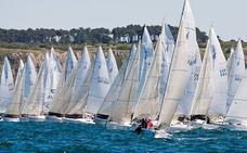 Las aguas de Santander albergarán el Campeonato de España de J80 en junio de 2019