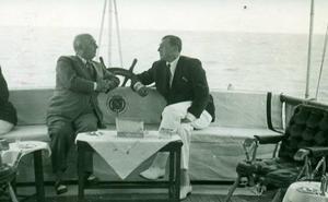 La conjura monárquica contra Franco que no prosperó